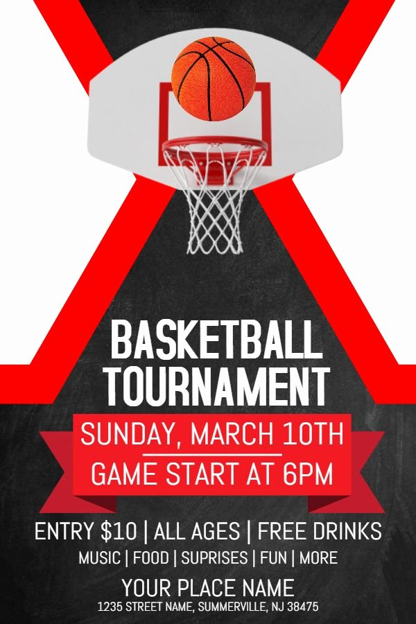 Basketball tournament Flyer Template Inspirational 17 Best March Madness Poster Templates Images On Pinterest