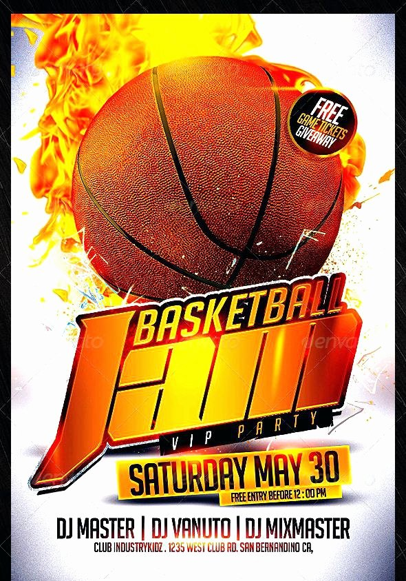 Basketball tournament Flyer Template Unique Basketball tournament Flyer Template – Btcromaniafo