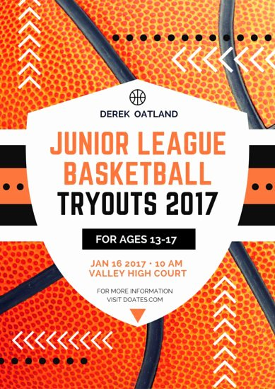 Basketball Tryout Flyer Template Lovely Index Of Cdn 29 1992 507