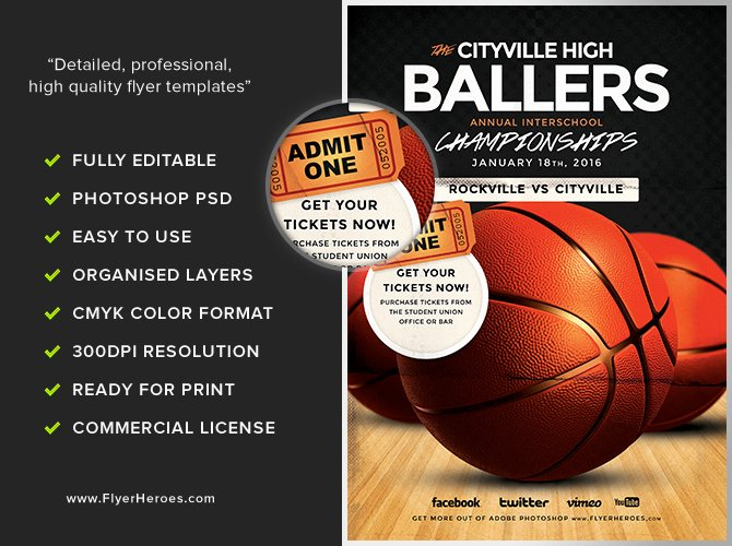 Basketball Tryout Flyer Template Luxury Free Basketball Flyer Template New Chalkboard Style