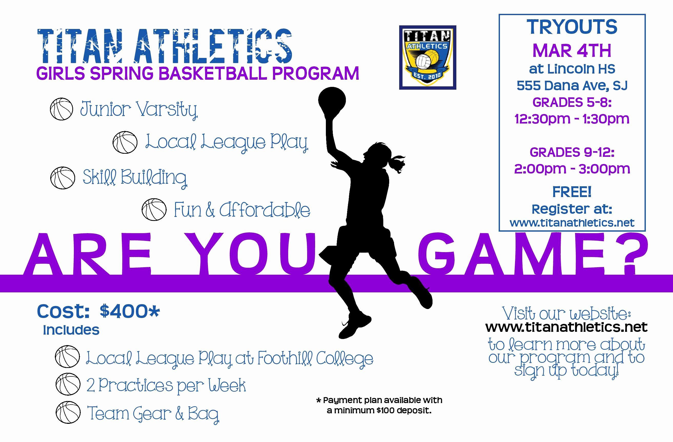 Basketball Tryout Flyer Template New the Gallery for Basketball Tryouts Flyer