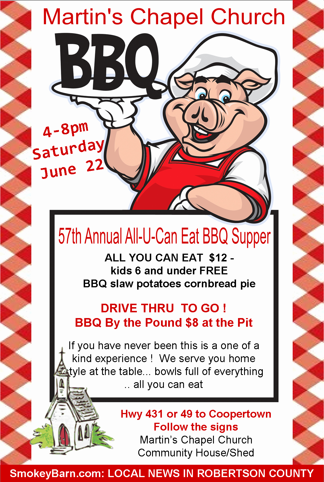 Bbq Flyer Template Free Unique 8 Best Of Bbq Flyer Free Printables Free