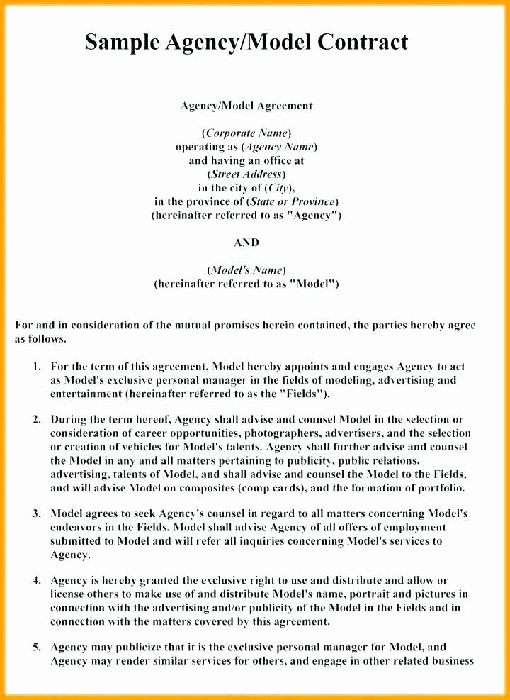 Beat Lease Contract Template Beautiful Exclusive Beat Contract Template Unique Lease Agreement