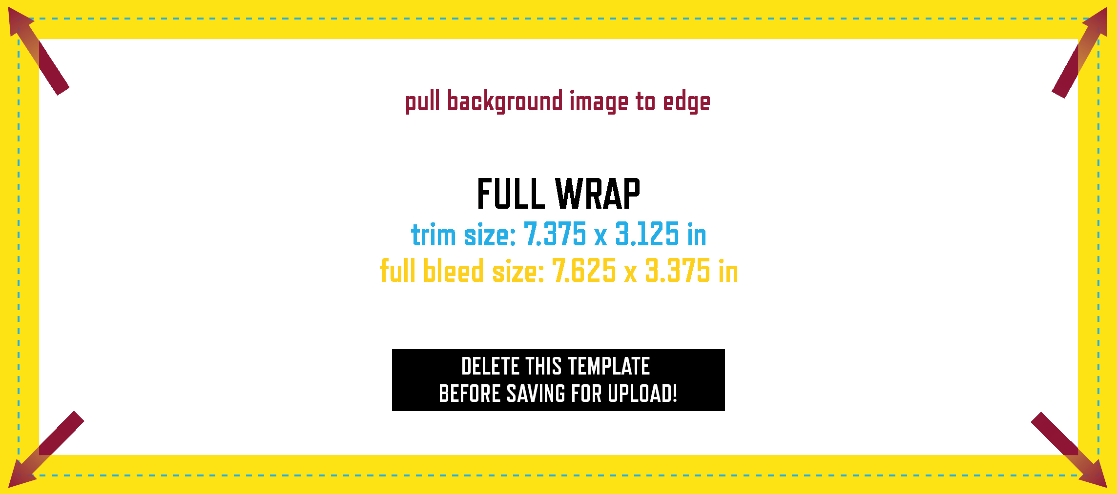 Beer Can Label Template Elegant Full Wrap Label Grogtag