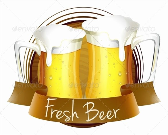 Beer Label Template Free Elegant 29 Beer Label Templates – Free Sample Example format
