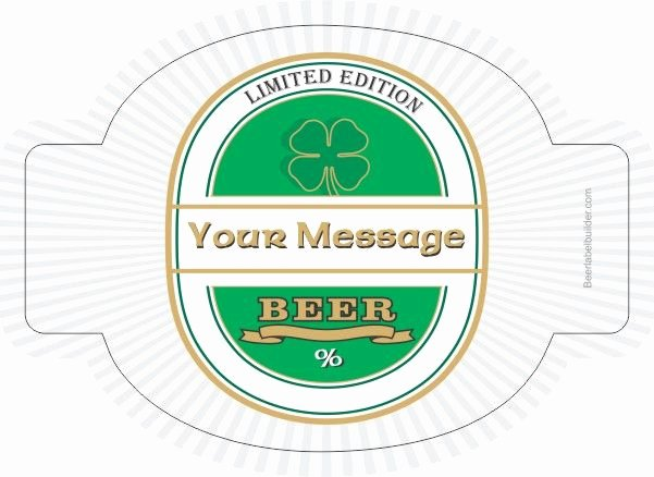 Beer Label Template Free Lovely 14 Best Beer Labels Images On Pinterest