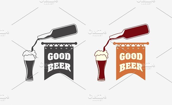 Beer Label Template Illustrator Beautiful Beer Label Template for Illustrator Designtube