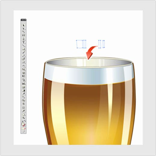 Beer Label Template Illustrator Best Of Создаем пивную этикетку в Adobe Illustrator