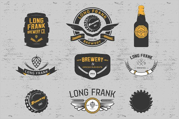 Beer Label Template Illustrator Unique Beer Label Template 27 Free Eps Psd Ai Illustrator
