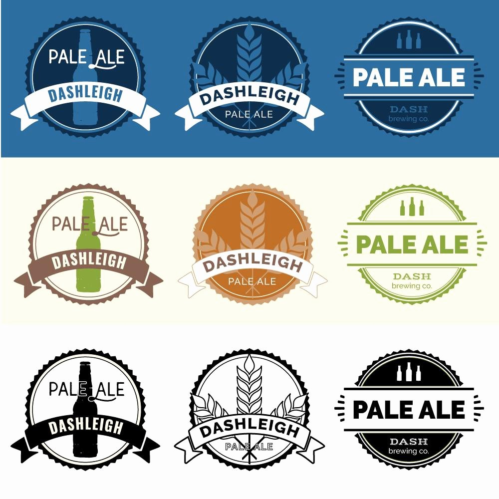 Beer Label Template Word Luxury Home Brew Beer Labels 4x3 Inches 30 Kraft Labels