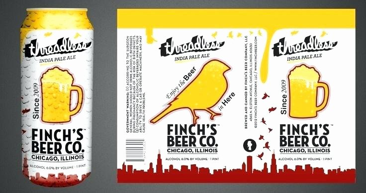 Beer Label Template Word Unique Fine Beer Labels Templates Elaboration Professional Resume