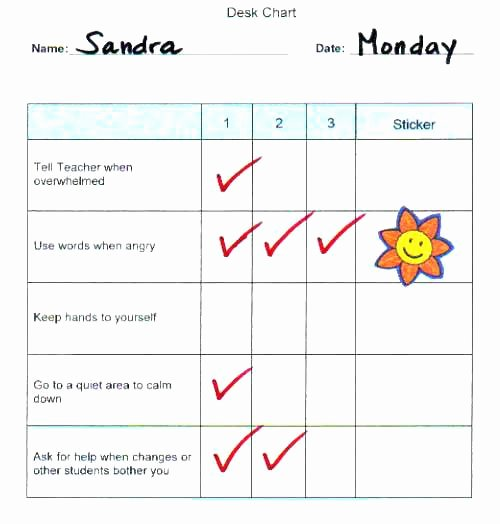 Behavior Management Plan Template Beautiful School Counseling Lesson Plan Template Design Free