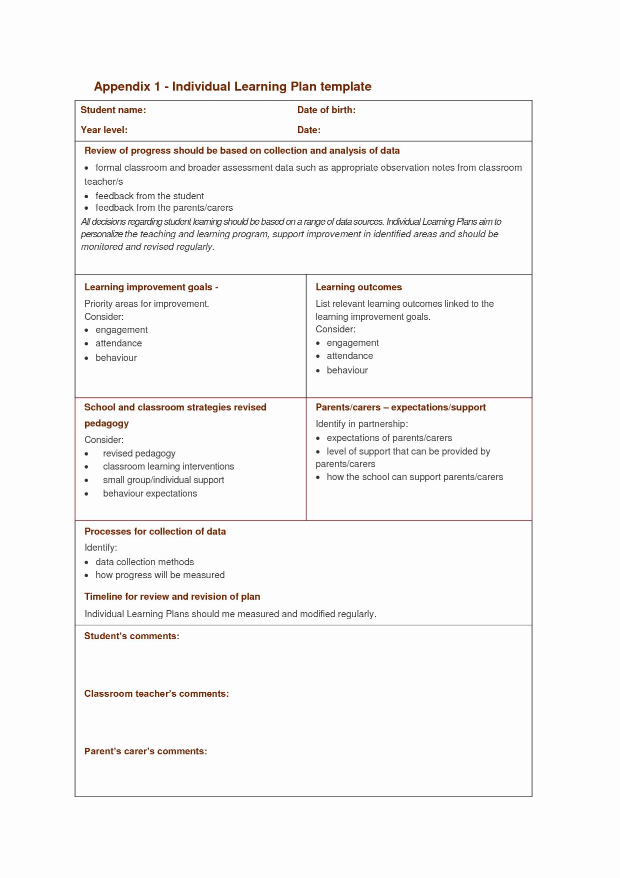 Behavior Management Plan Template Unique Best Classroom Management Ideas
