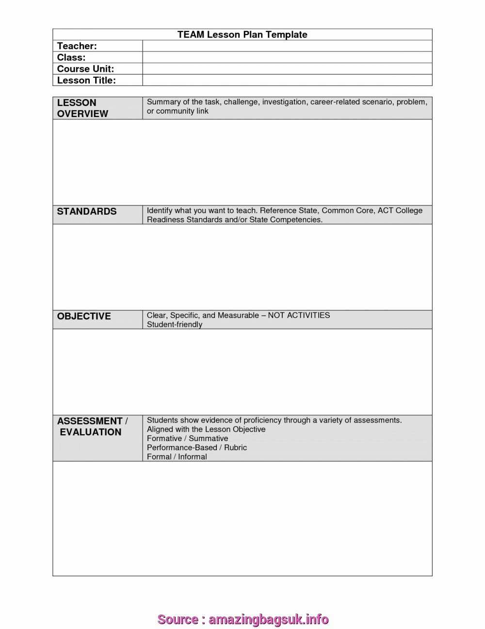 Best Lesson Plan Template Beautiful 5 Creative Editable Madeline Hunter Lesson Plan Template
