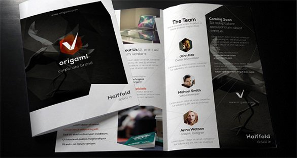 Bi Fold Brochure Template Beautiful 33 Bi Fold Brochure Templates Free Word Pdf Psd Eps