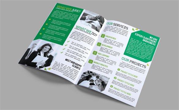 Bi Fold Brochure Template Inspirational Bi Fold Brochure Templates – 47 Free Psd Ai Vector Eps