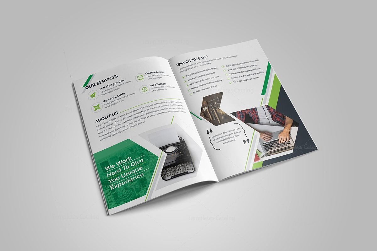 Bi Fold Brochure Template Luxury Sapphire Bi Fold Brochure Template Template Catalog