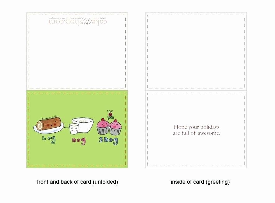Bi Fold Card Template Elegant Bi Fold Greeting Card Template – Ddmoon