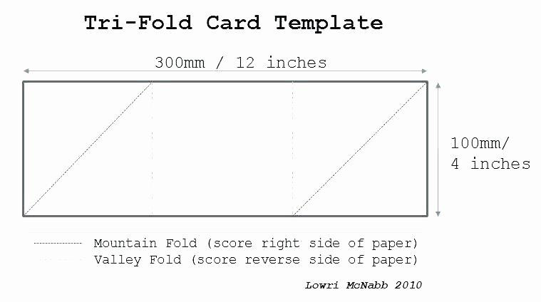 Bi Fold Card Template Fresh Bi Fold Greeting Card Template