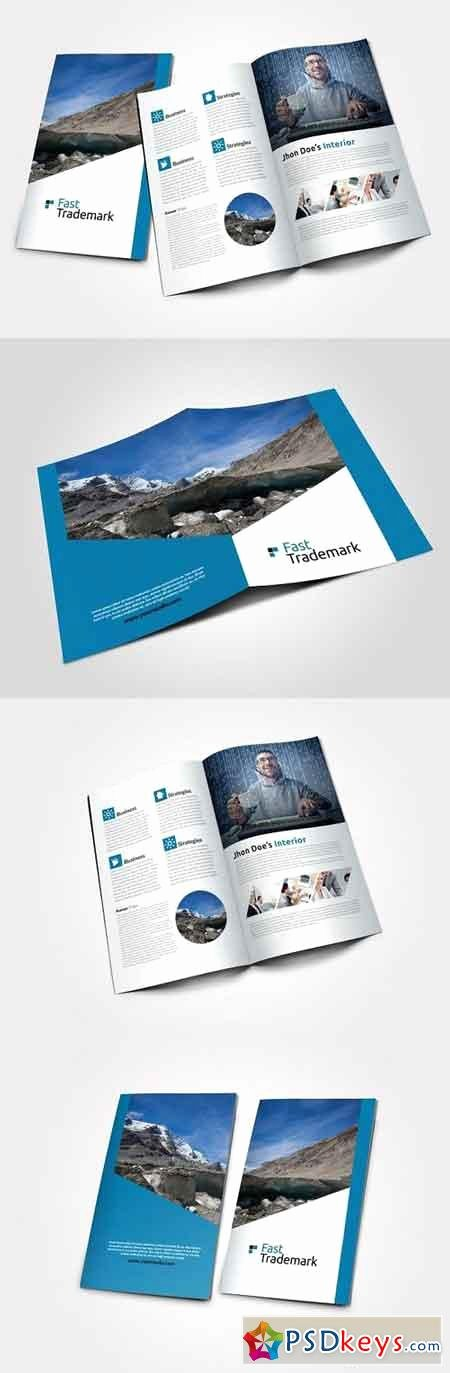 Bi Fold Card Template New Business Bi Fold Brochure Template Free Download