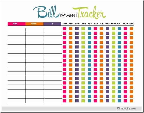 Bill Pay Checklist Template Lovely the O Jays Puters and Bill O Brien On Pinterest