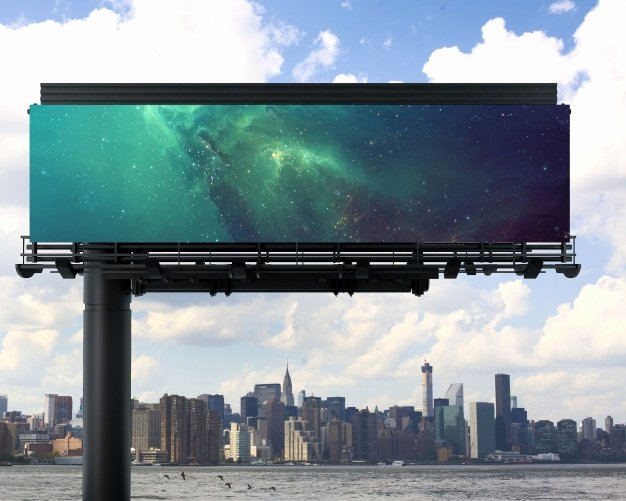 Billboard Design Template Free Awesome Outdoor Billboard Vectors S and Psd Files