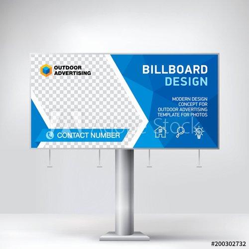 Billboard Design Template Free Best Of Billboard Design Template Banner for Outdoor Advertising