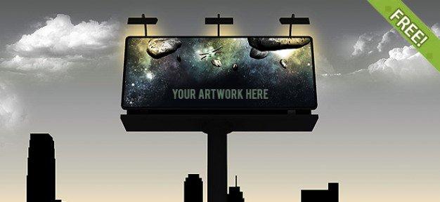 Billboard Design Template Free Fresh 3 Billboard Templates Psd File