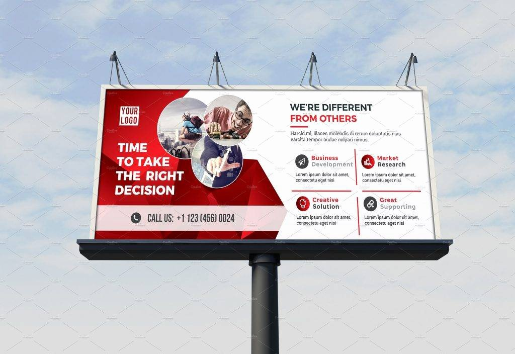 Billboard Design Template Free Unique 17 Examples Of Billboard Designs & Examples Psd Ai