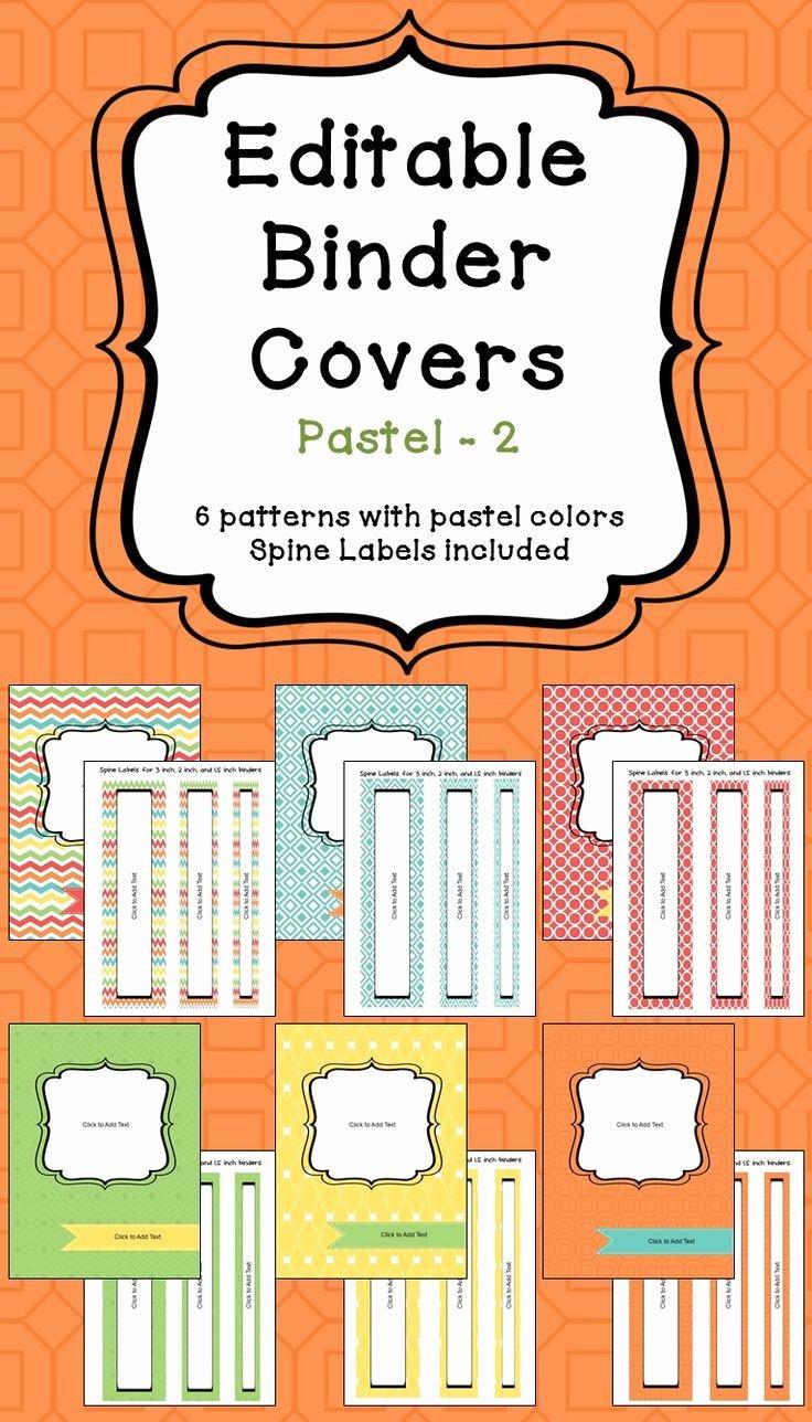 Binder Spine Label Template Elegant 1000 Ideas About Binder Spine Labels On Pinterest