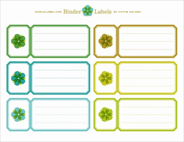 Binder Spine Label Template Inspirational Binder Labels In A Vintage theme by Cathe Holden
