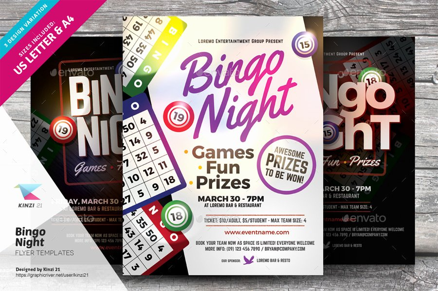Bingo Flyer Template Free Unique Bingo Flyer Template Free Yourweek D8d4feeca25e