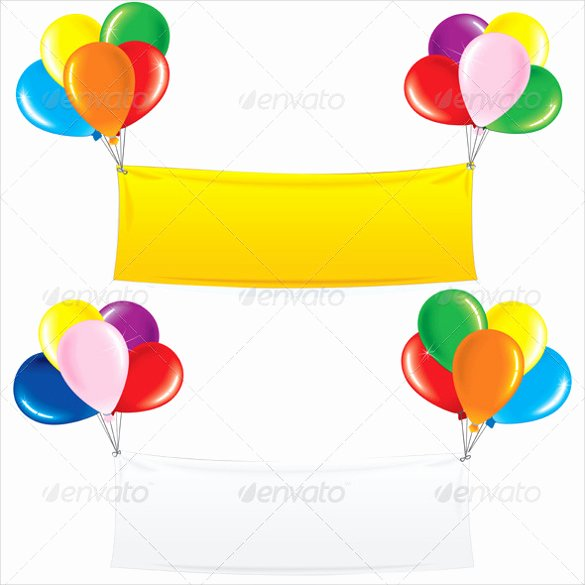 Birthday Banner Template Free Awesome 21 Birthday Banner Templates – Free Sample Example