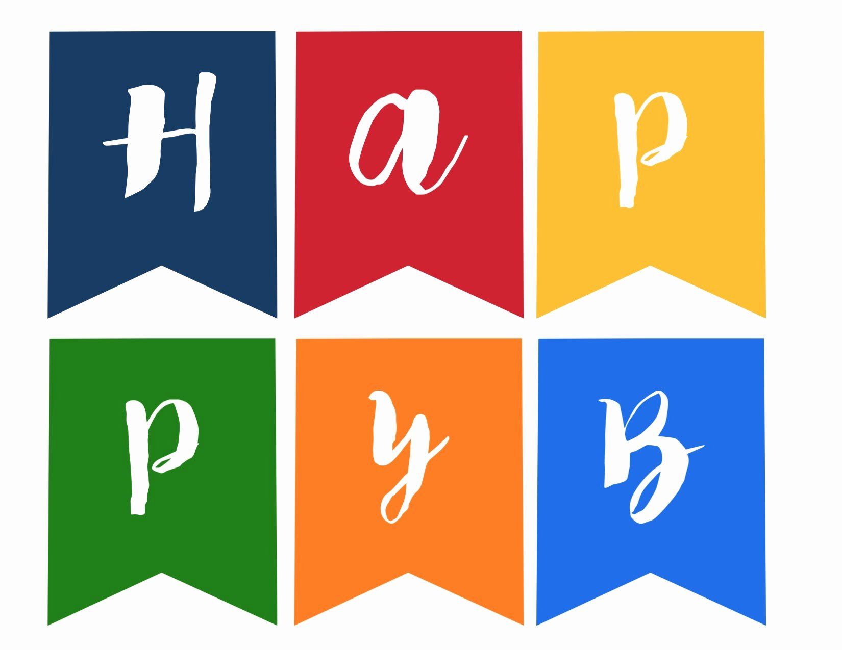 Birthday Banner Template Free Lovely Happy Birthday Banner Free Printable Paper Trail Design
