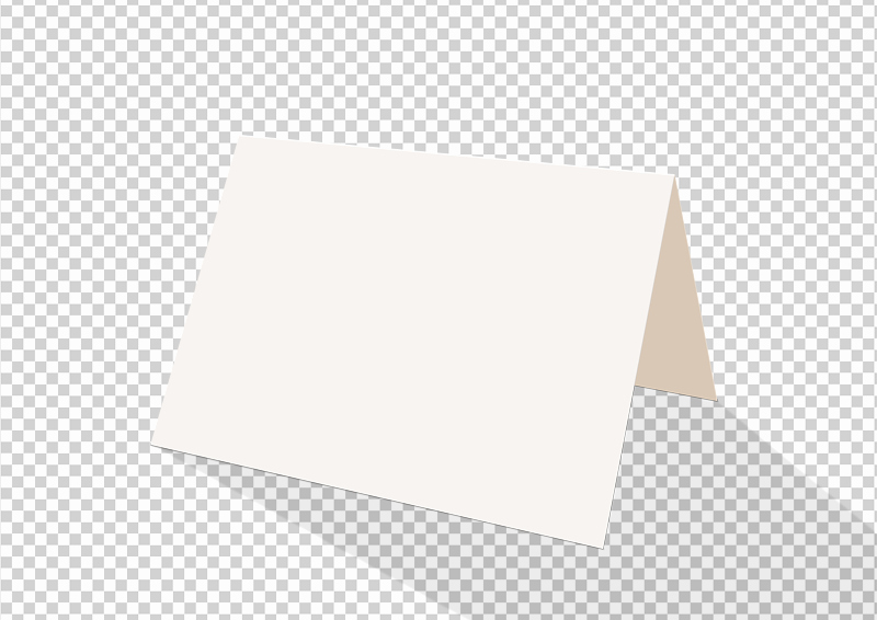 post greeting card photoshop templates