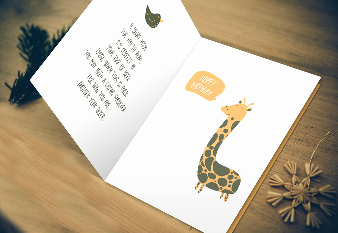Birthday Card Template Photoshop Elegant 26 Card Designs In Psd
