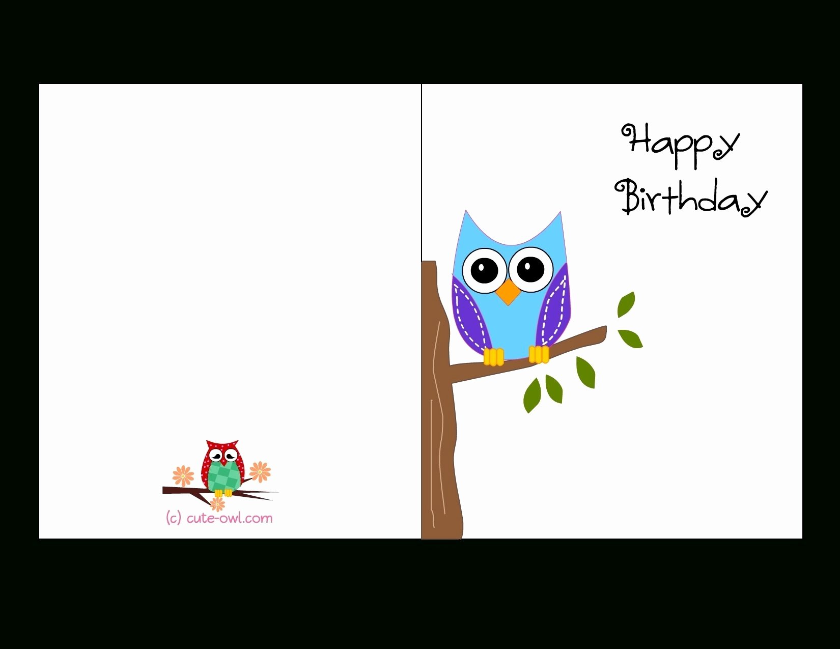 Birthday Card Template Photoshop Inspirational Birthday Card Template Printable Beepmunk