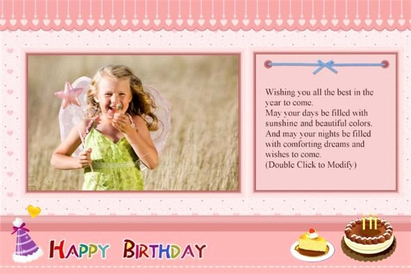 Birthday Card Template Photoshop Unique Photoshop Greeting Card Template Photoshop Birthday Card