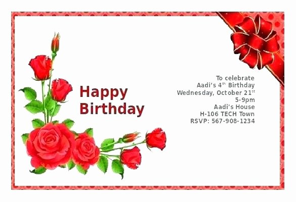 Birthday Card Template Publisher Best Of Birthday Card Templates for Word New Template Publisher