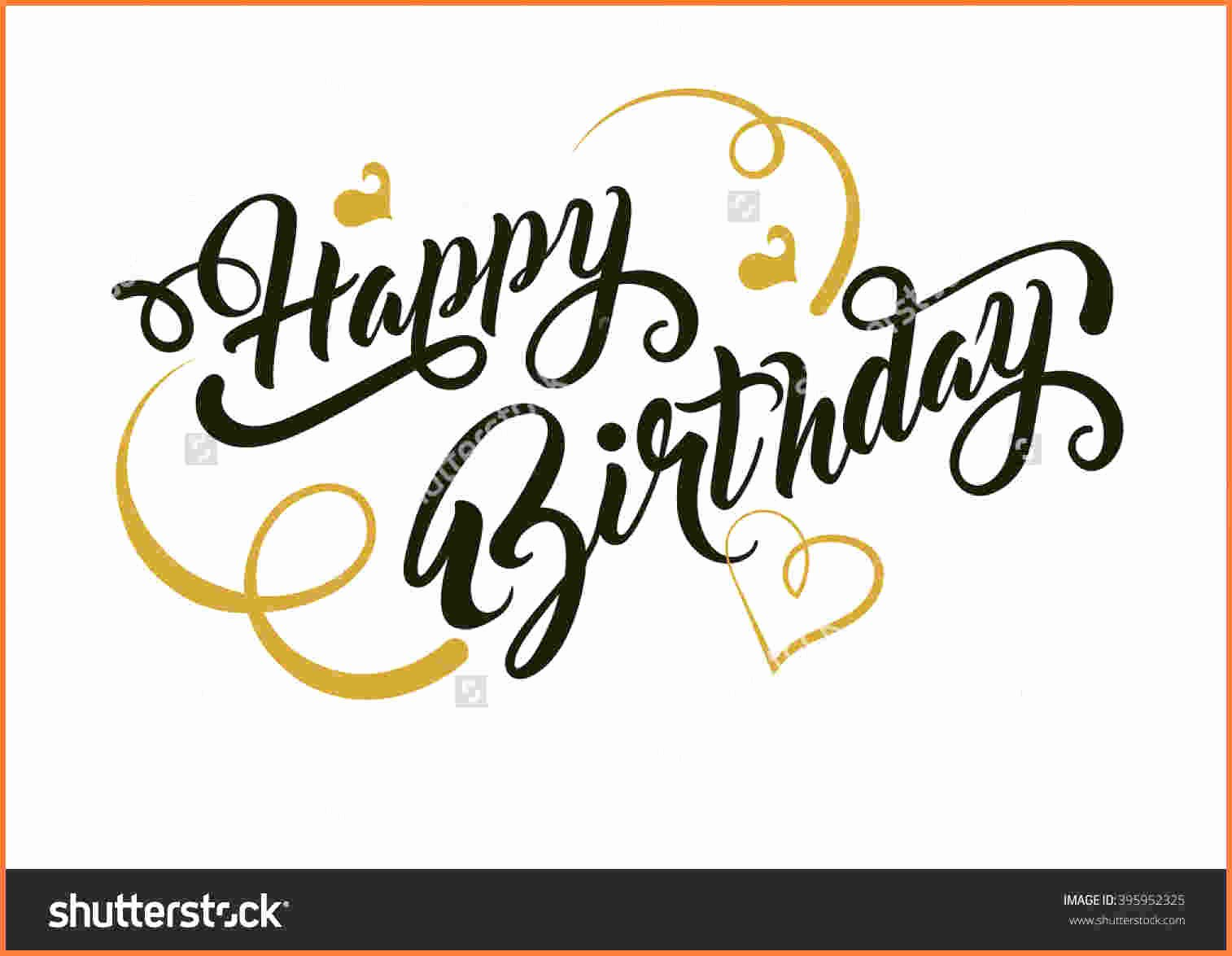 Birthday Card Template Word Luxury Happy Birthday Template Wordspiration Happy Birthday