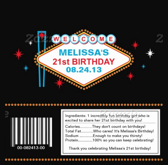 Birthday Flyer Template Free Lovely 34 Birthday Flyer Templates Word Psd Ai Indesign