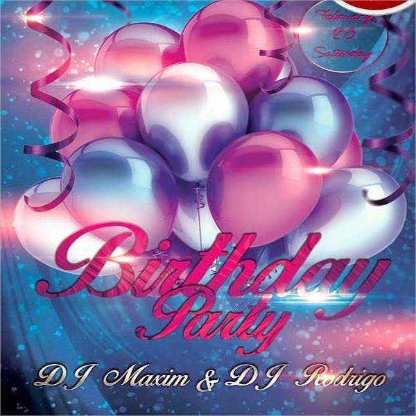 Birthday Flyer Template Free Luxury 17 Amazing Sample Birthday Flyer Templates to Download