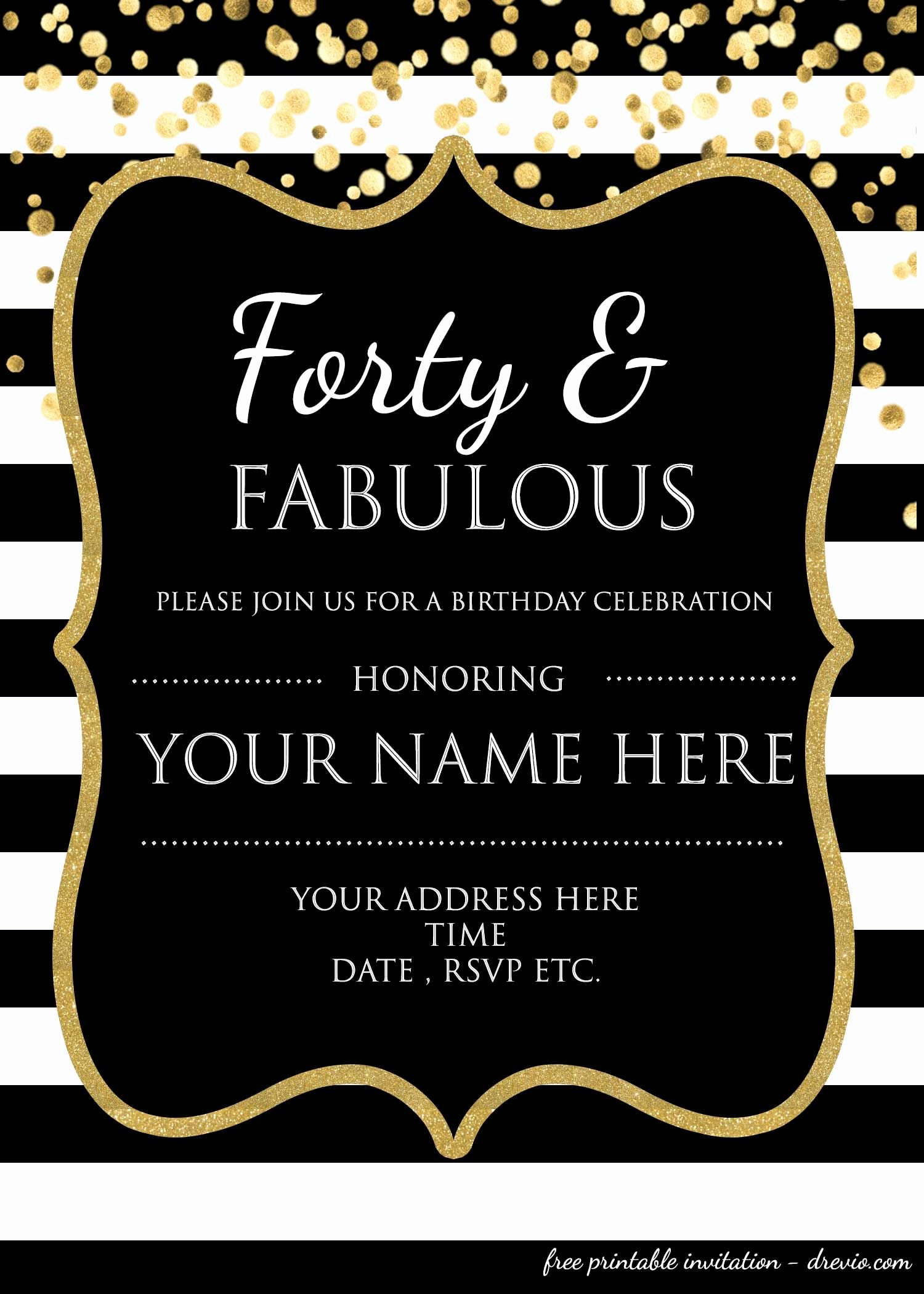 Birthday Invitation Template Photoshop Elegant Birthday Invitation Templates Psd Free Resume 1st Template