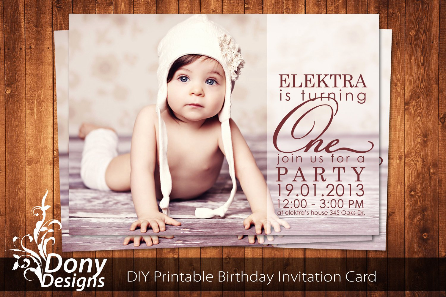 Birthday Invitation Template Photoshop Inspirational Buy 1 Get 1 Free Birthday Invitation Card Shop