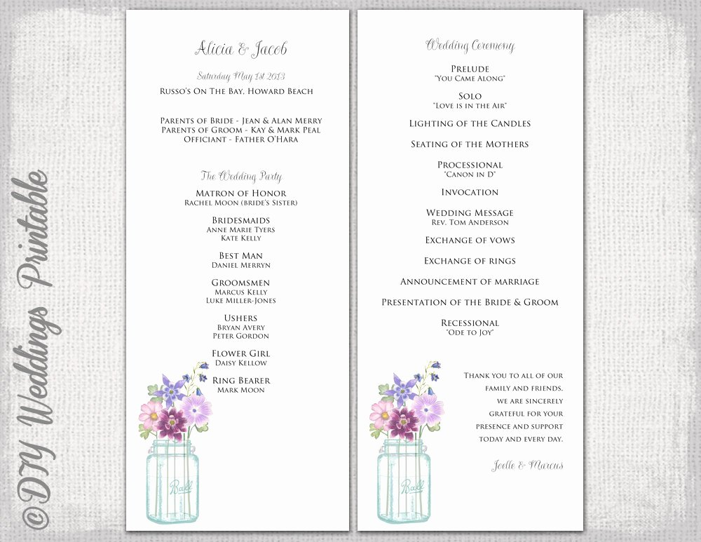 Birthday Party Program Template Luxury 70th Birthday Party Program Template Impremedia
