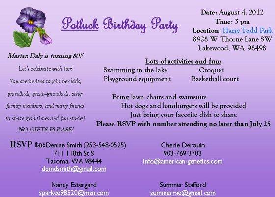 Birthday Party Program Template Unique Birthday Party Program Template Impremedia