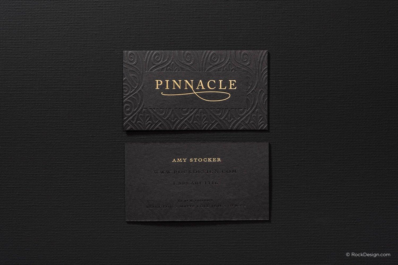 Black Business Card Template Elegant Free Online Black Business Card Template