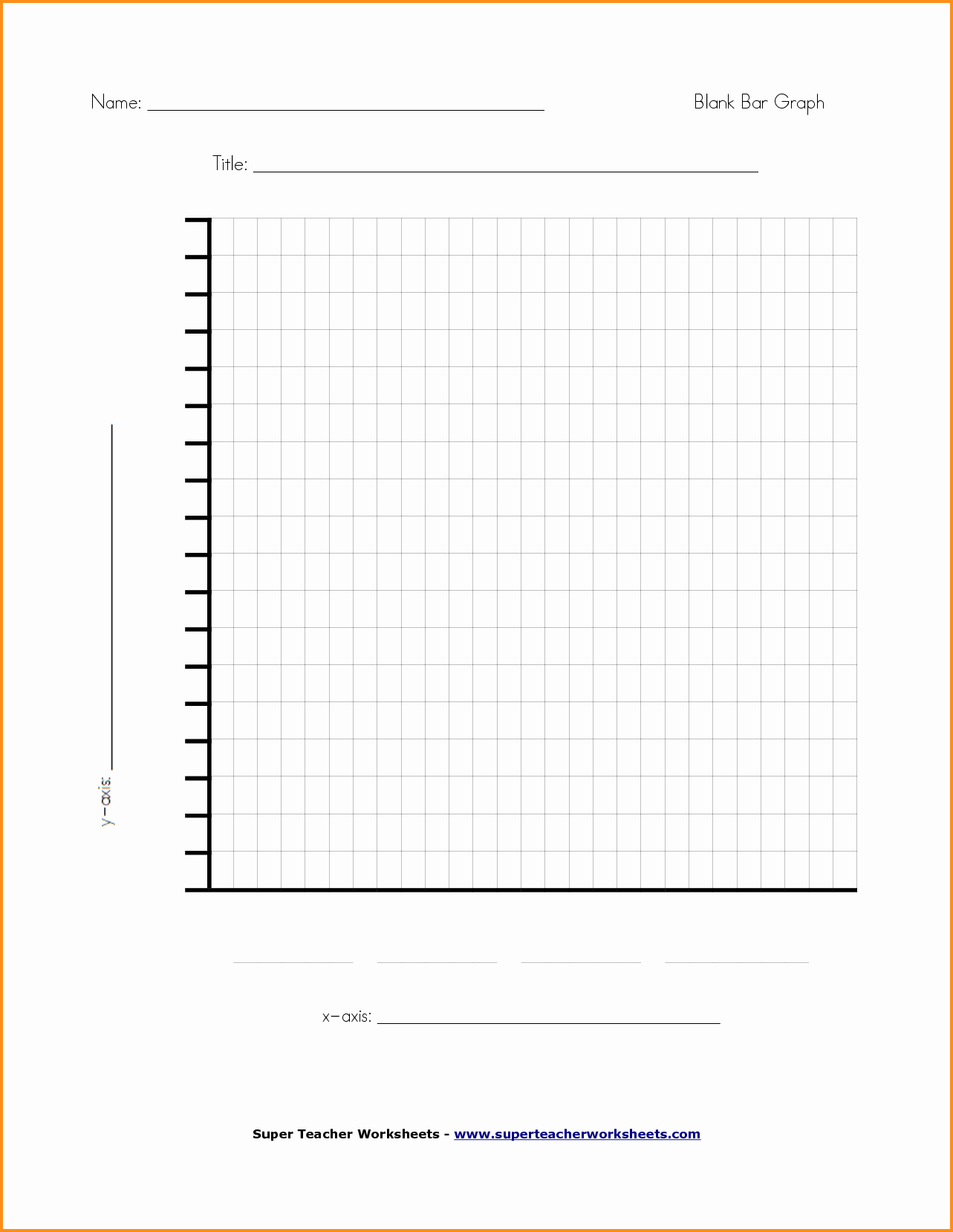 Blank Bar Graph Template Awesome Blank Bar Graph Templates Portablegasgrillweber