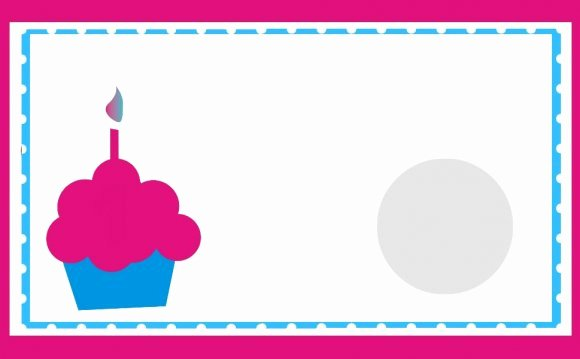 Blank Birthday Card Template Beautiful Blank Greeting Card Clipart