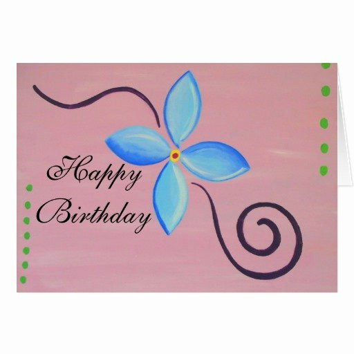 Blank Birthday Card Template Best Of Happy Birthday Blank Card Template
